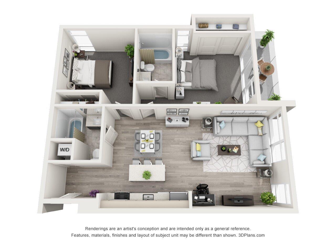 Apartments for Rent in Glendale CA | Vestalia | Home